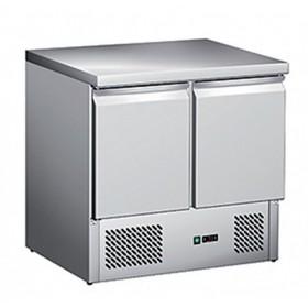 tables r frig r es positives avec caisson frigo sous le plan de travail chr. Black Bedroom Furniture Sets. Home Design Ideas