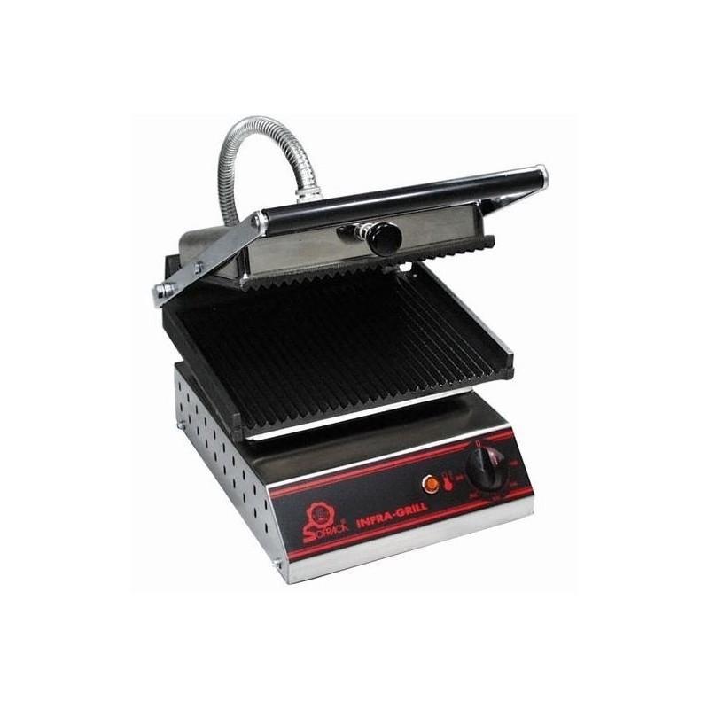 SOFRACA - Infra Grill D - Capacité 4 à 5 pièces - Spécial grillades