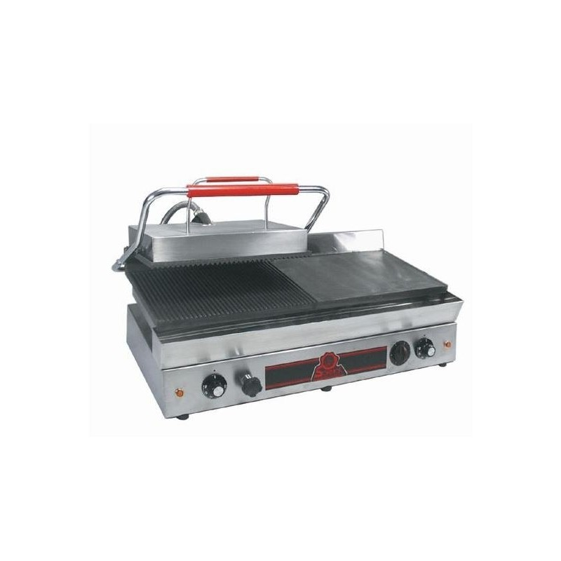 SOFRACA - Infra Grill F Mixte - Capacité 6 à 8 pièces - Grill 2 en 1