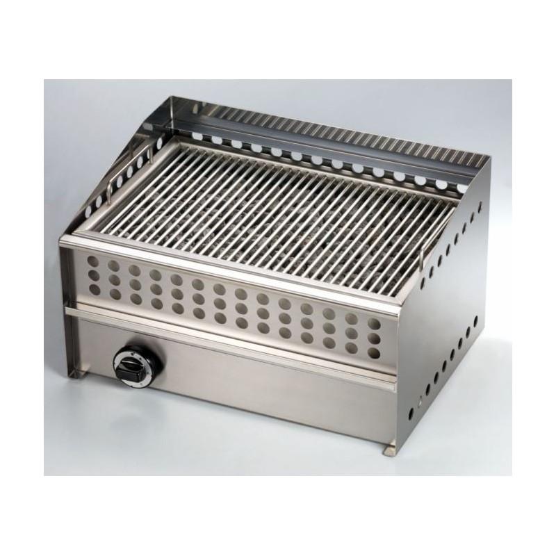 SOFRACA - Grill Charcoal Gaz - WSG - Capacité : 10/12 pièces