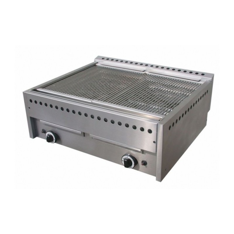 SOFRACA - Grill Charcoal Gaz - WSG - Capacité : 12/18 pièces
