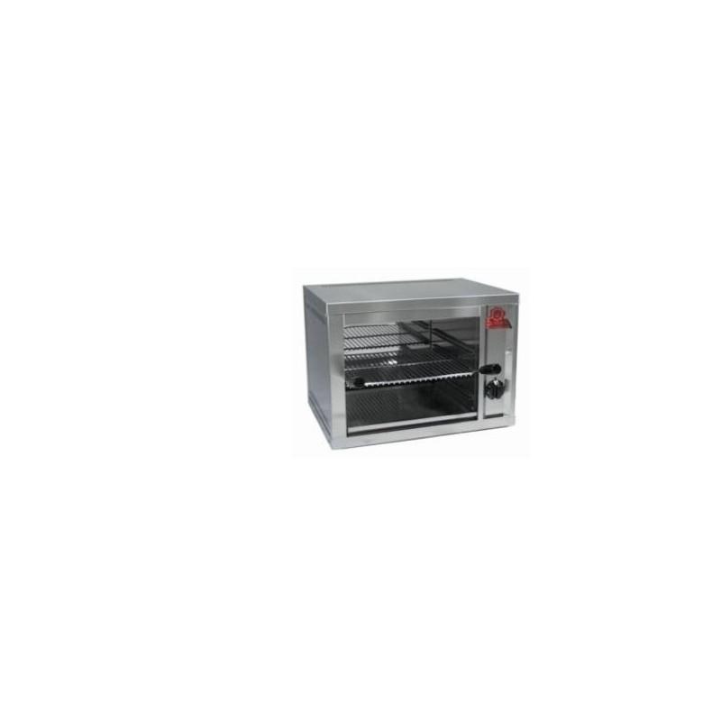 SOFRACA - Salamandre électrique grande cuisine - 620 x 330 mm