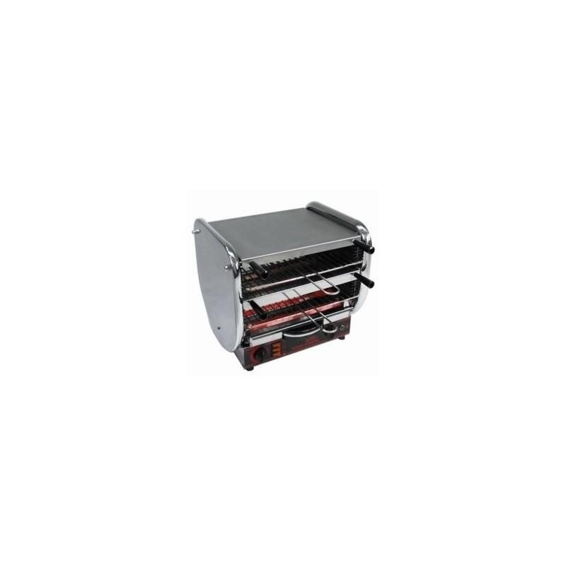 SOFRACA - Toasteur Junior - 2 niveaux - Capacité 8 à 10 pièces