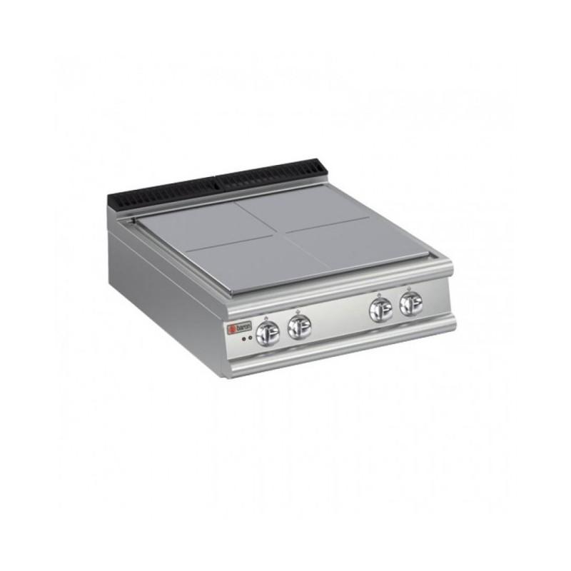 BARON - Top plaque monobloc - Gamme 700 - électrique