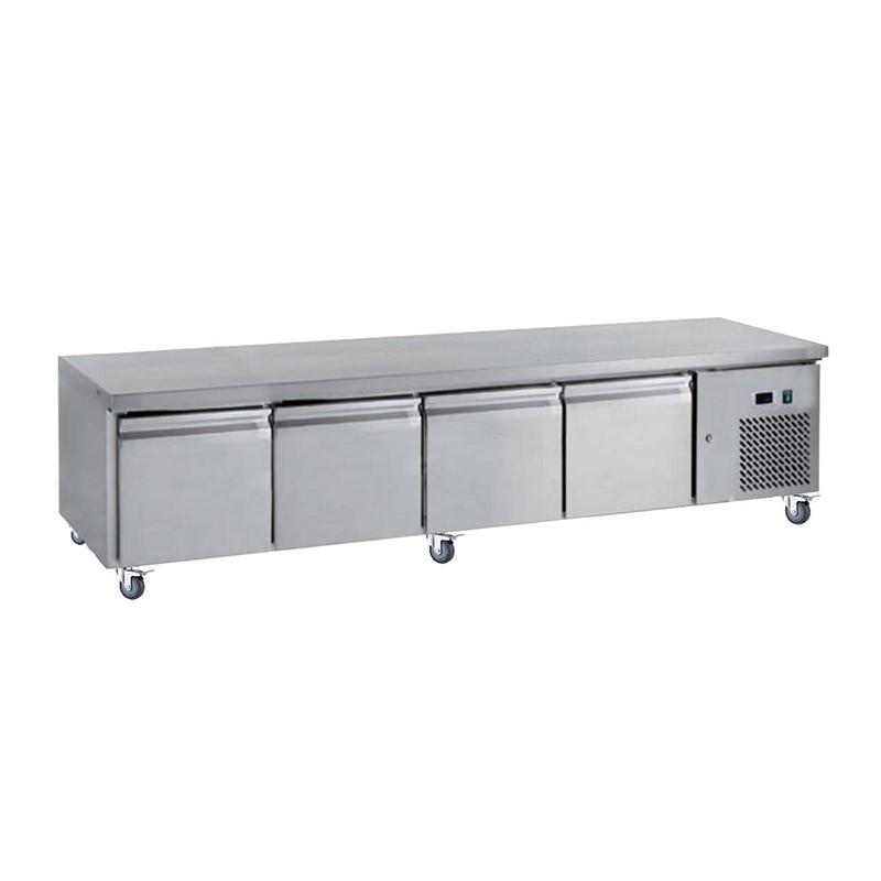 L2G - Soubassement réfrigéré 4 portes GN 1/1