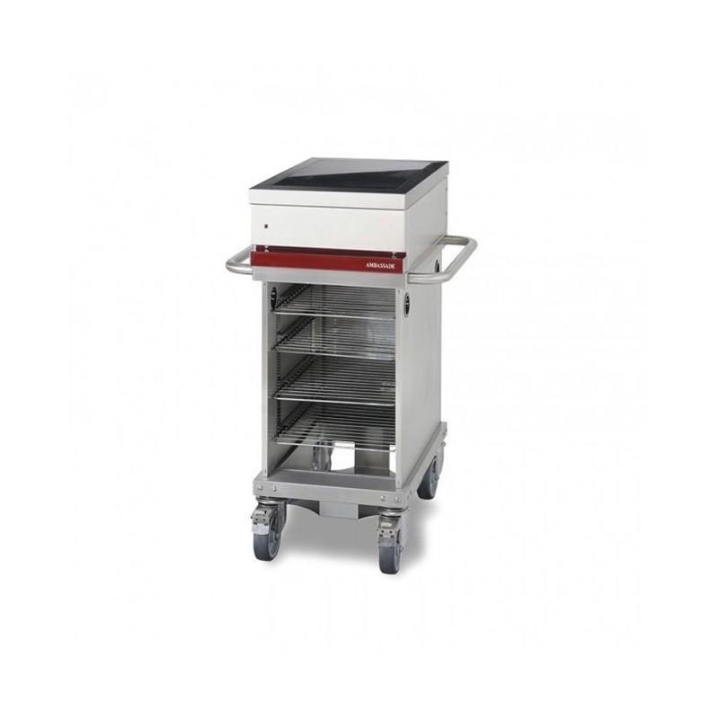 Table de cuisson électrique 2 foyers induction
