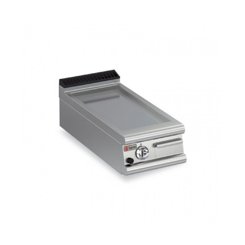 BARON - Grillade électrique lisse - 350 x 500 - A poser
