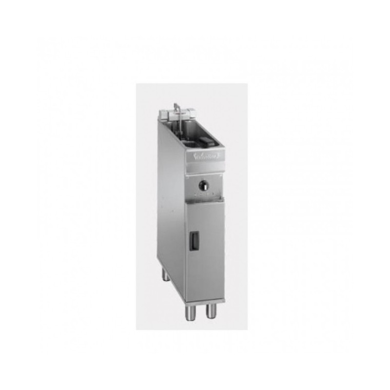 VALENTINE - Friteuse électrique sur coffre - 7/8 L - 7.2 kW professionnelle