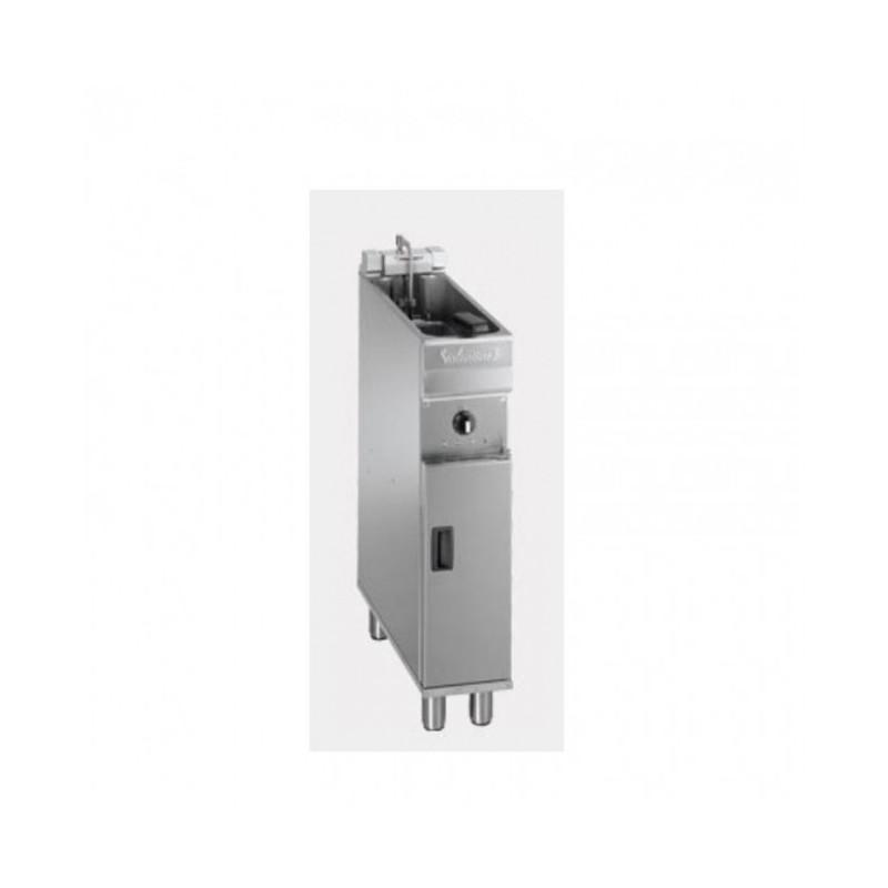 VALENTINE - Friteuse électrique sur coffre - 7/8 L - 11 kW professionnelle