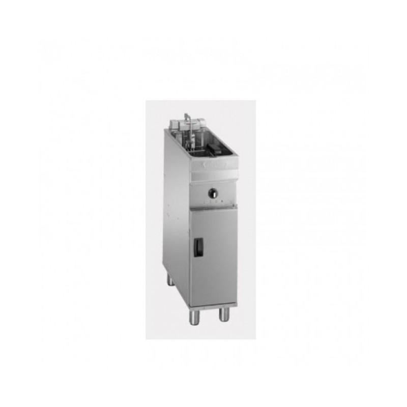 VALENTINE - Friteuse électrique sur coffre - 9/10 L - 11 kW professionnelle