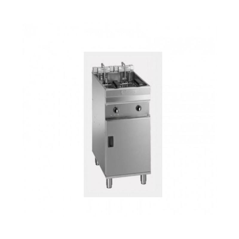 VALENTINE - Friteuse électrique sur coffre - 15/18 L - 22 kW