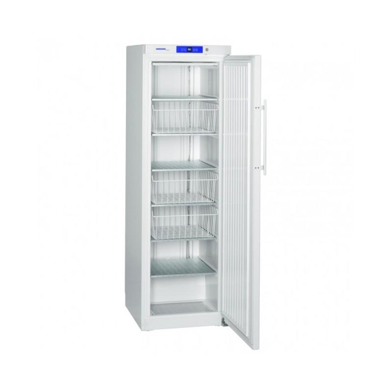 LIEBHERR - Armoire négative statique blanche - 382 litres, -28°C à -14°C