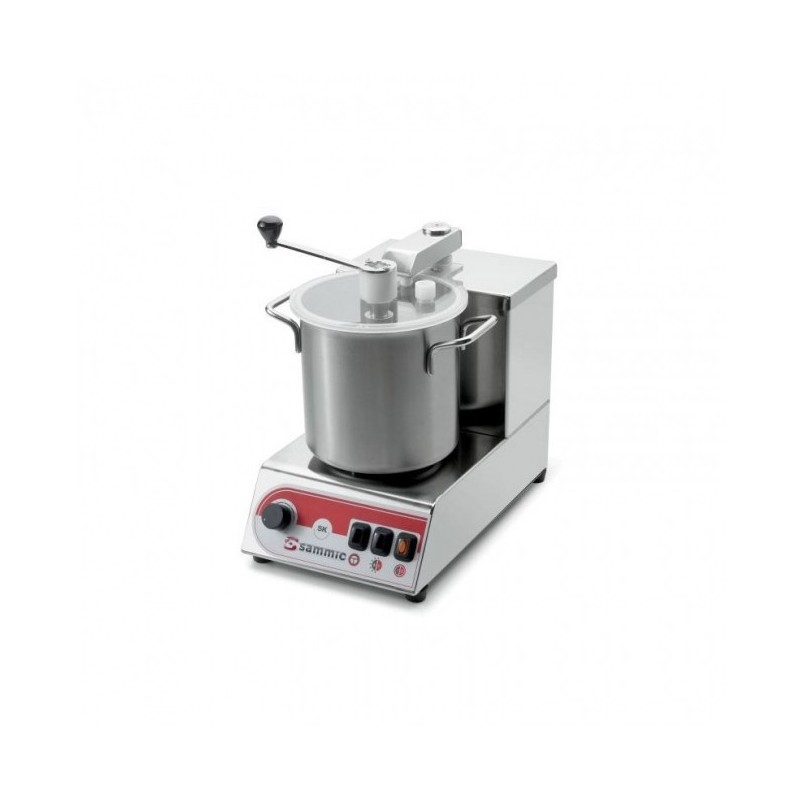 SAMMIC - Cutter-Emulsionneur 3 L avec racleur