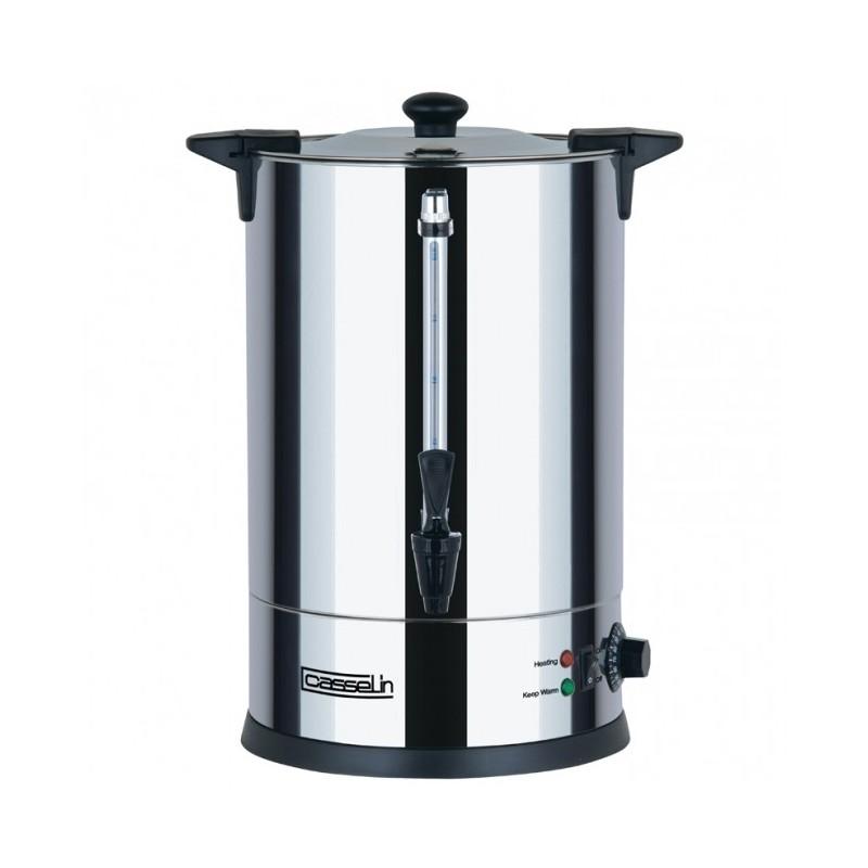 CASSELIN - Distributeur d'eau chaude inox, 15 L