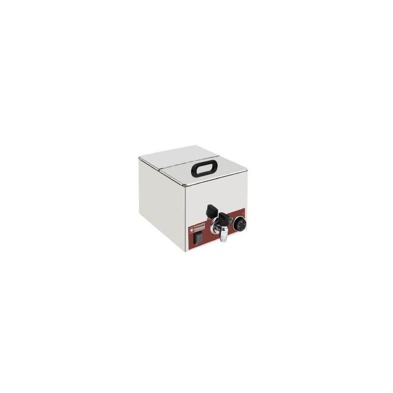 DIAMOND - Bain-marie à poser GN 1/2 thermostat de régulation 90°C