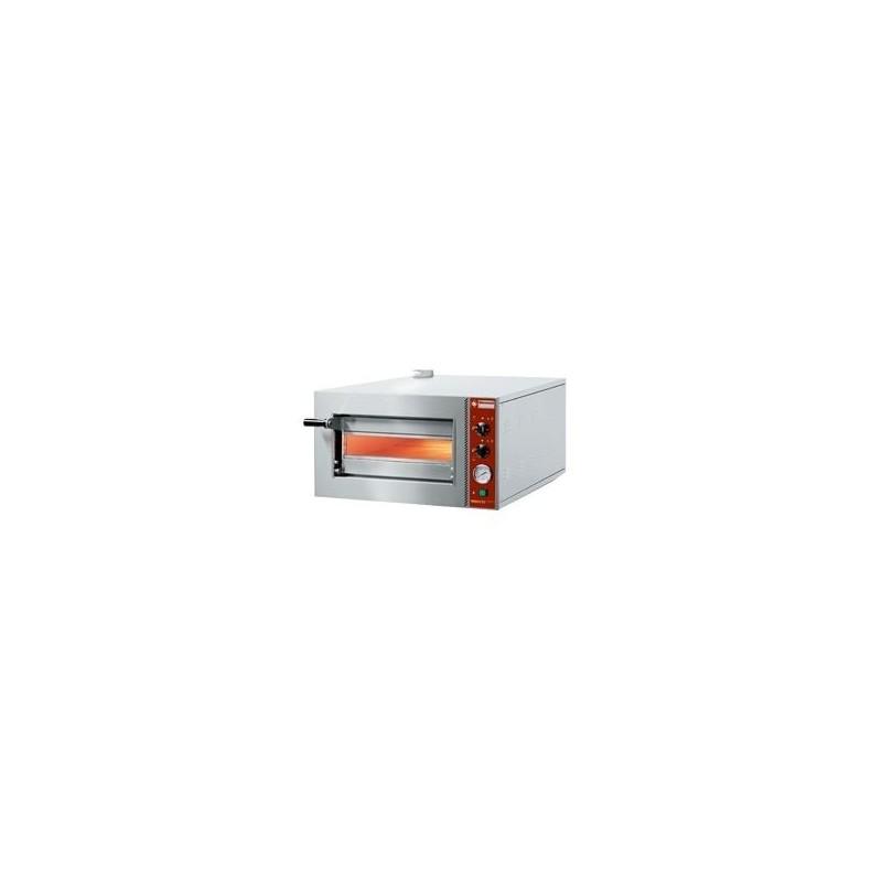 DIAMOND - Four à pizza électrique Ø 420 mm - 1 chambre