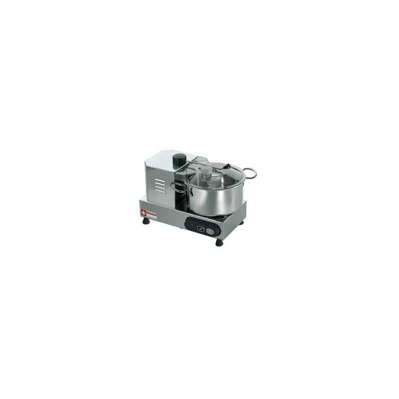 DIAMOND - Cutter inox 4, 6 ou 9 L