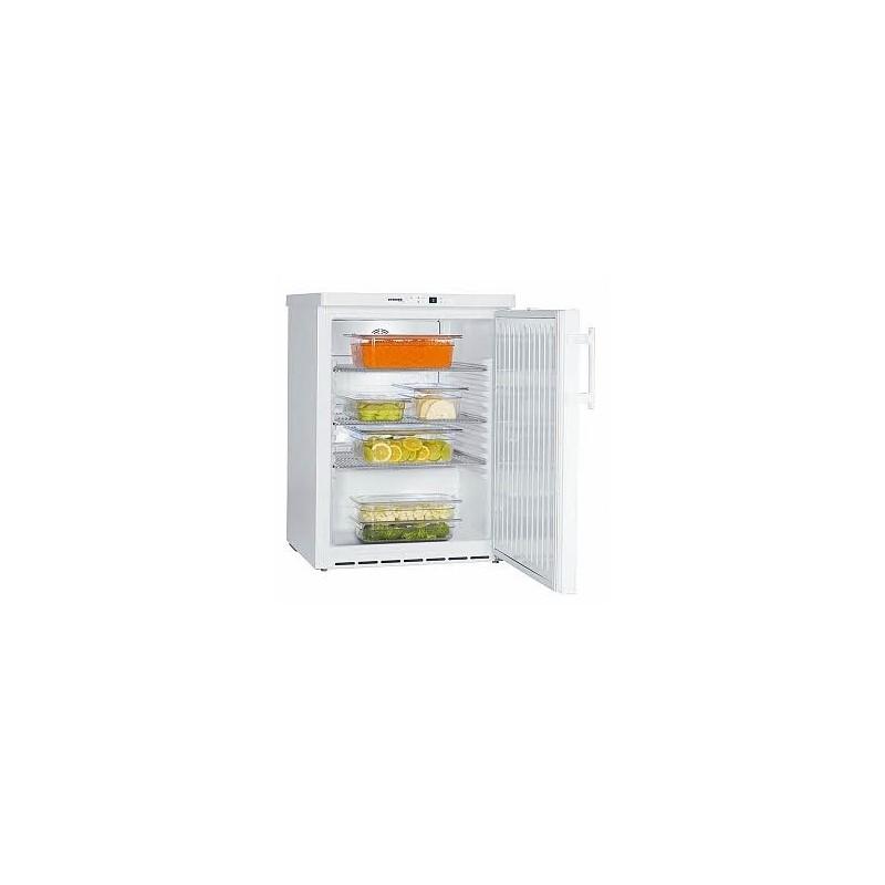 LIEBHERR - Armoire frigorifique de stockage blanche 141 L, porte pleine