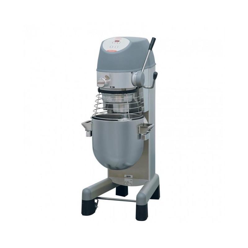 DITO SAMA - Batteur mélangeur variation mécanique 30 L, c. inox + PA