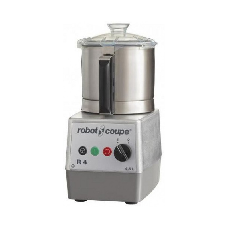 ROBOT-COUPE - Cutter de table - 4.5 L - 2 vitesses - triphasé