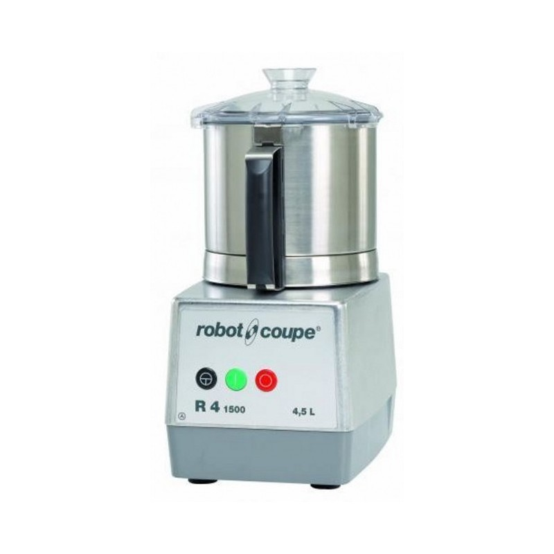 ROBOT-COUPE - Cutter de table - 4.5 L - Monophasé