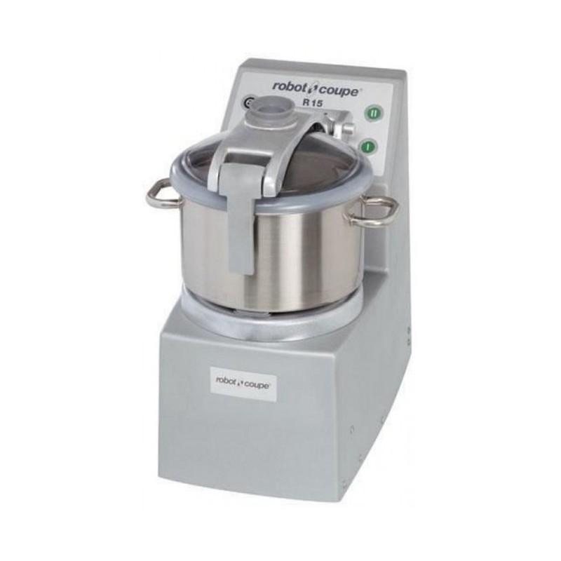 ROBOT-COUPE - Cutter vertical - 15 L - 2 vitesses + fonction sous vide