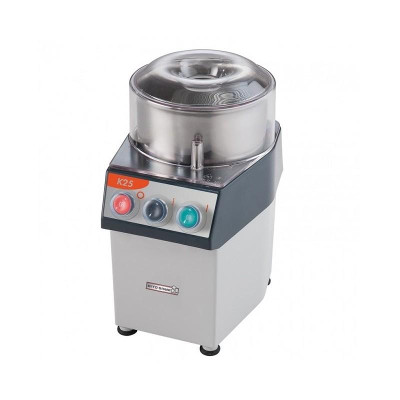 DITO SAMA - Cutter mélangeurs/émulsionneur de table, 2.5 L