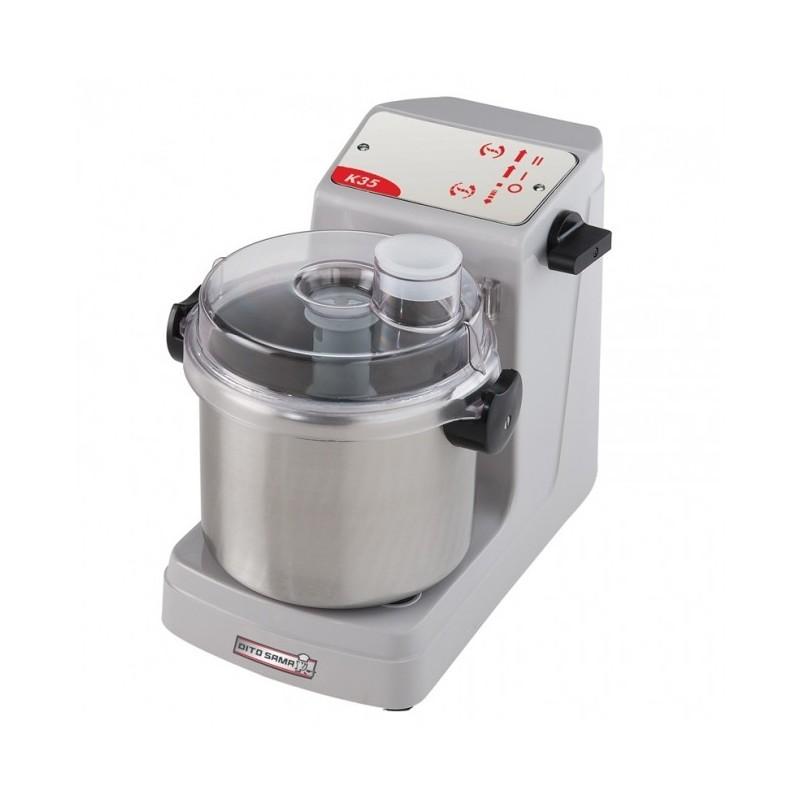 DITO SAMA - Cutter mélangeurs/émulsionneur de table - 2 vitesses - 3.5 L