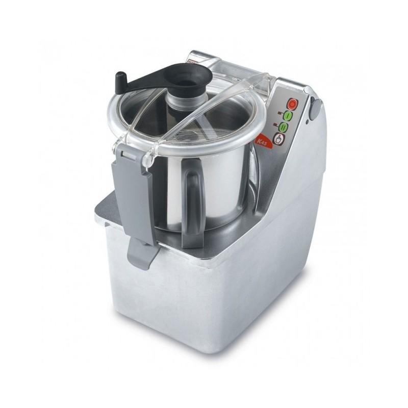 DITO SAMA - Cutter mélangeur/émulsionneur de table 4.5 L, 2 vitesses