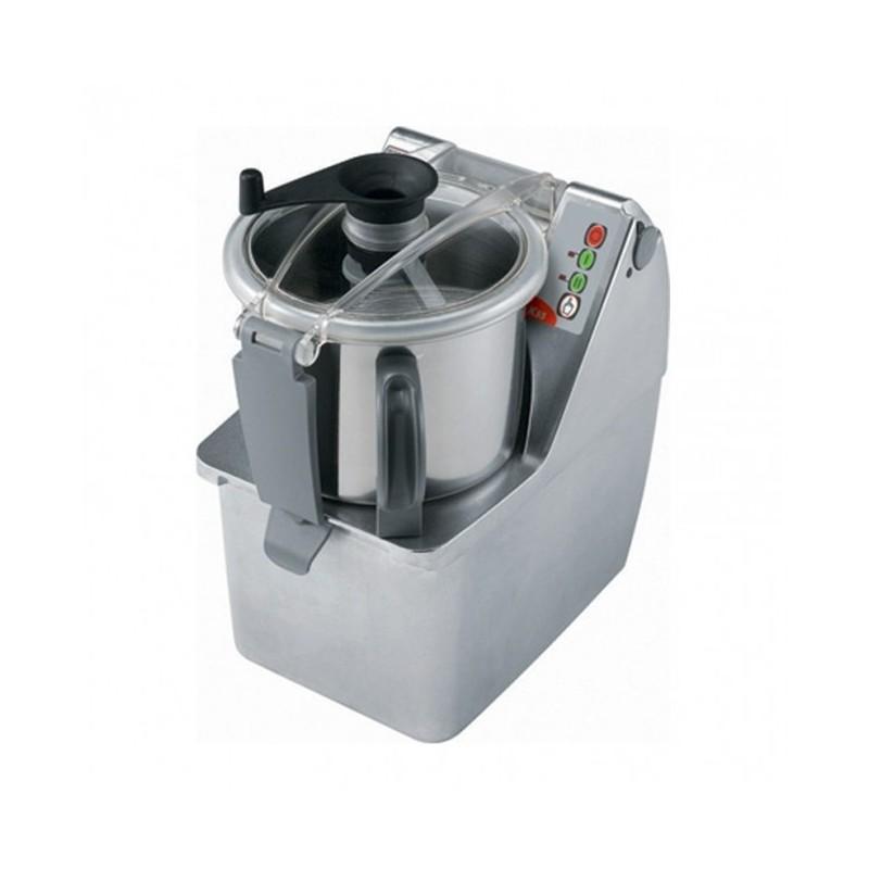 DITO SAMA - Cutter mélangeurs/émulsionneur de table 5.5 L, 2 vitesses