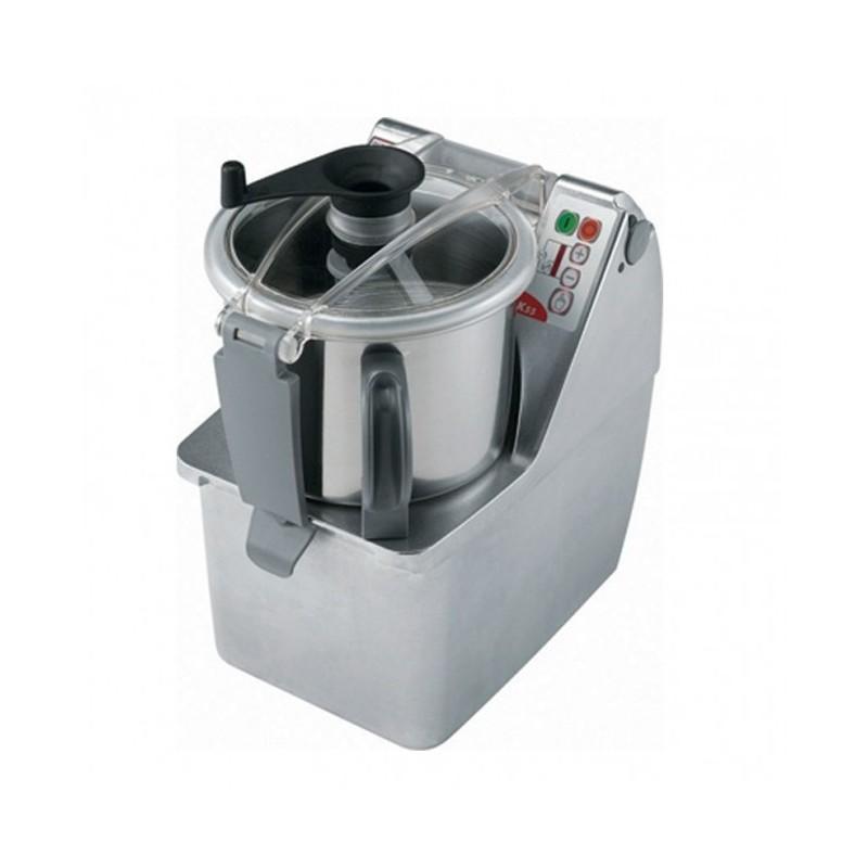 DITO SAMA - Cutter mélangeur/émulsionneur de table 7 L, 2 vitesses
