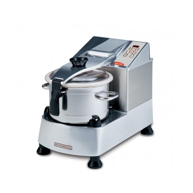 DITO SAMA - Cutter mélangeurs/émulsionneur de table 11.5 L, vitesse variable