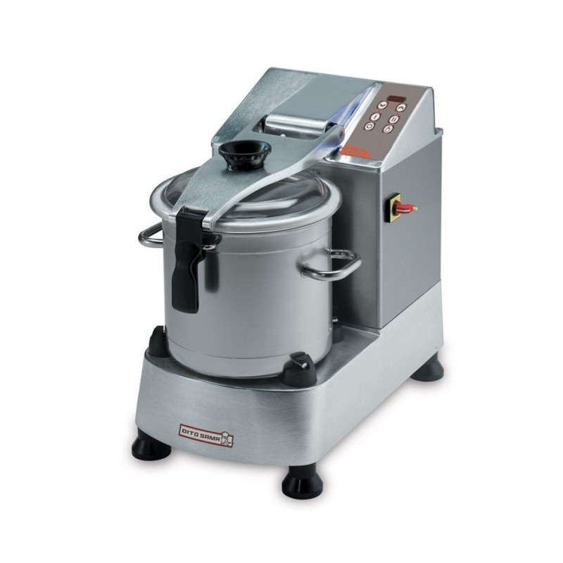 DITO SAMA - Cutter mélangeurs/émulsionneur 17.5 L, 2 vitesses