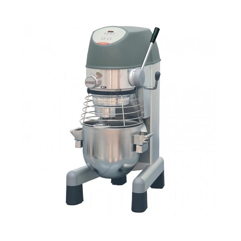 DITO SAMA - Batteur mélangeur de table mécanique 20 L, c. inox + PA
