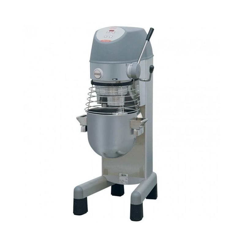 DITO SAMA - Batteur mélangeur de sol à usage intensif 20 L, c. inox + PA
