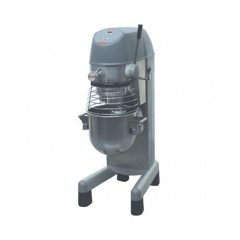 DITO SAMA - Batteur mélangeur sol à usage intensif 20 L, colonne inox