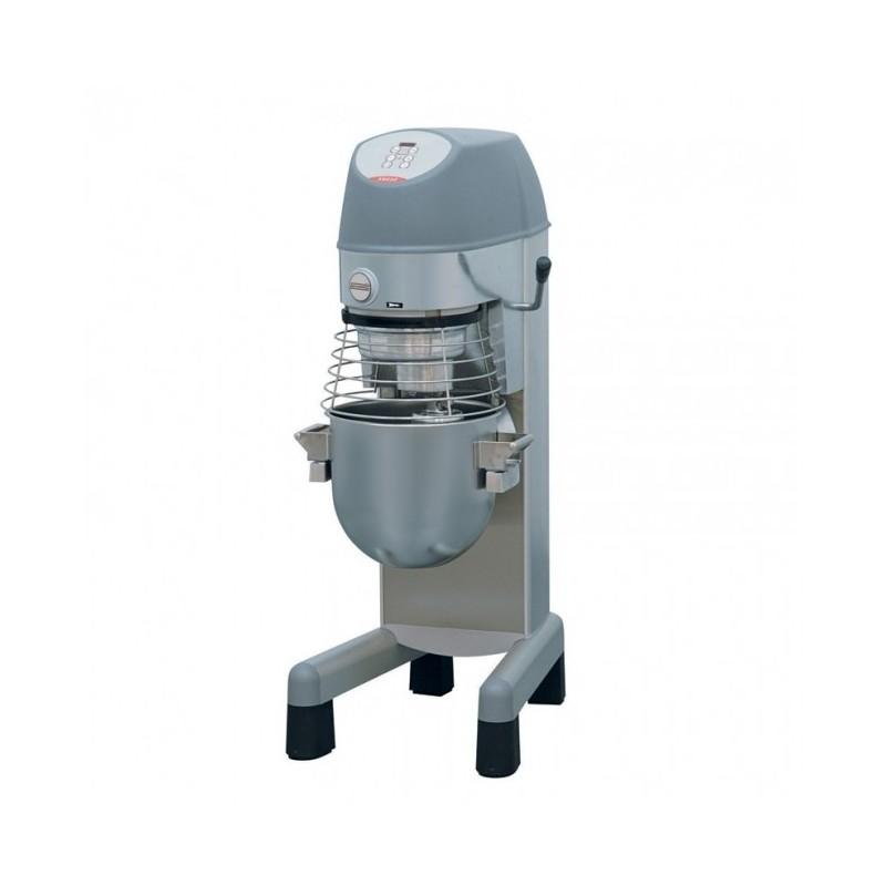 DITO SAMA - Batteur mélangeur sol à usage intensif 20 L, électronique