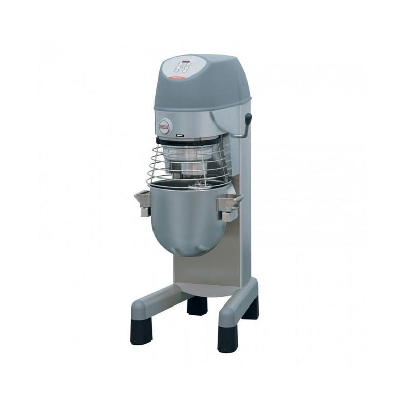 DITO SAMA - Batteur mélangeur sol à usage intensif 20 L, électronique + c. inox