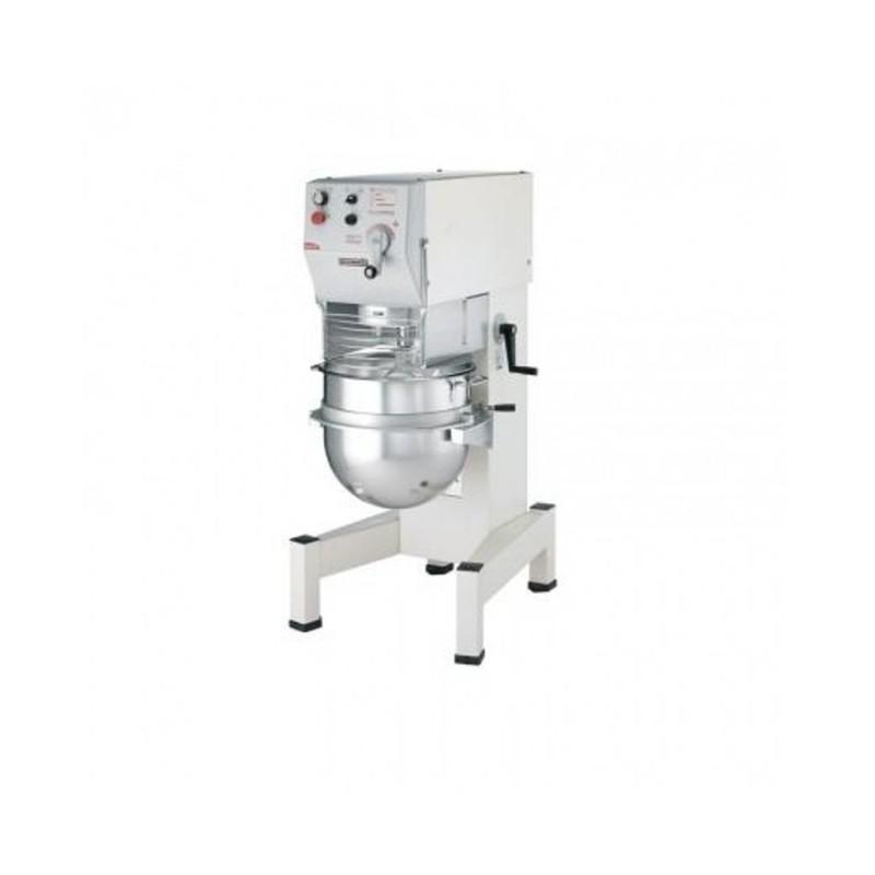 DITO SAMA - Batteur mélangeur variation mécanique 60 L, colonne inox + prise acces.