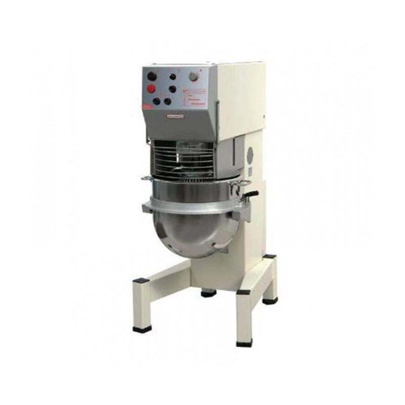DITO SAMA - Batteur mélangeur variation électronique 60 L, colonne inox