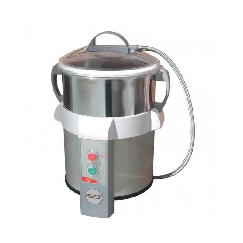 DITO SAMA - Eplucheuse à cuve amovible avec panier filtre, 5kg