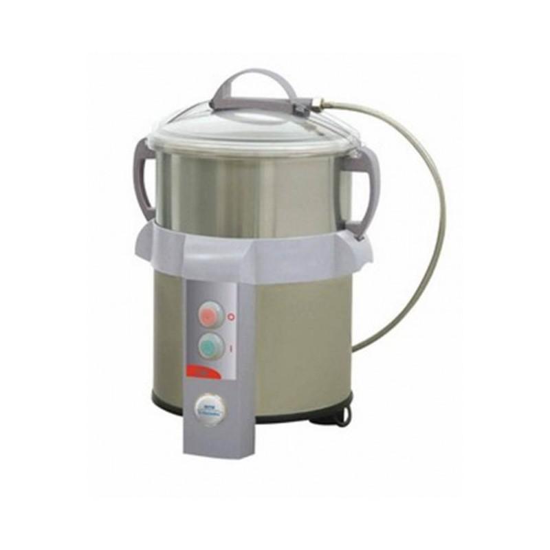 DITO SAMA - Eplucheuse spécial moules, cuve amovible 5kg + filtre