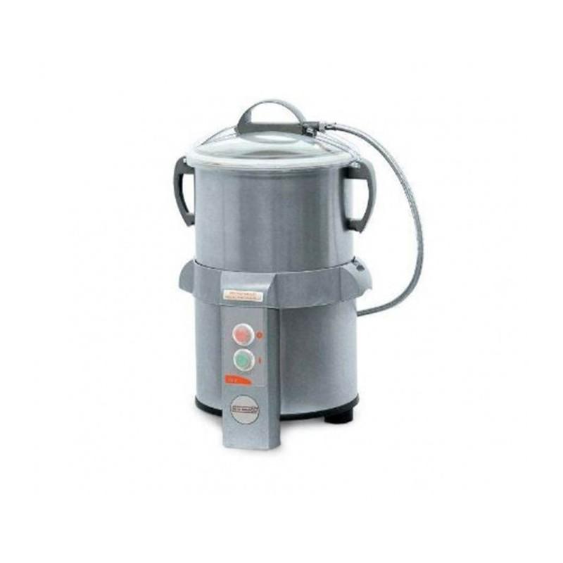 DITO SAMA - Eplucheuse à cuve amovible spéciale moule + panier filtre, 8kg