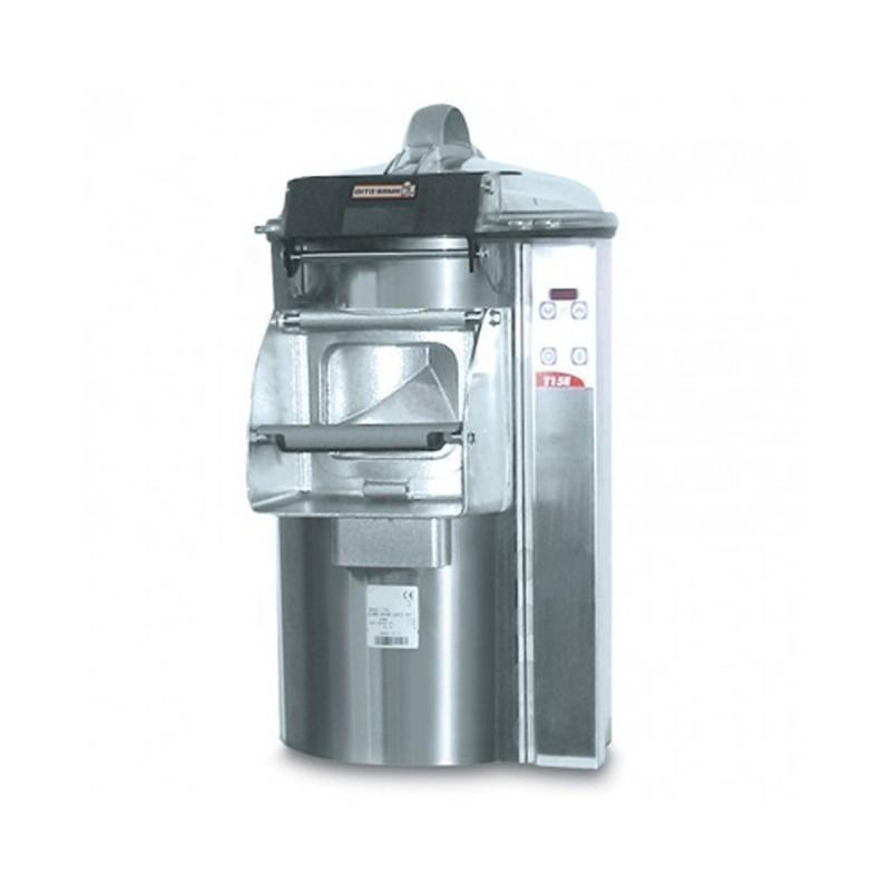 DITO SAMA - Eplucheuse 4 en 1 + plateau et cylindre abrasif 15kg, 230 ou 400 V