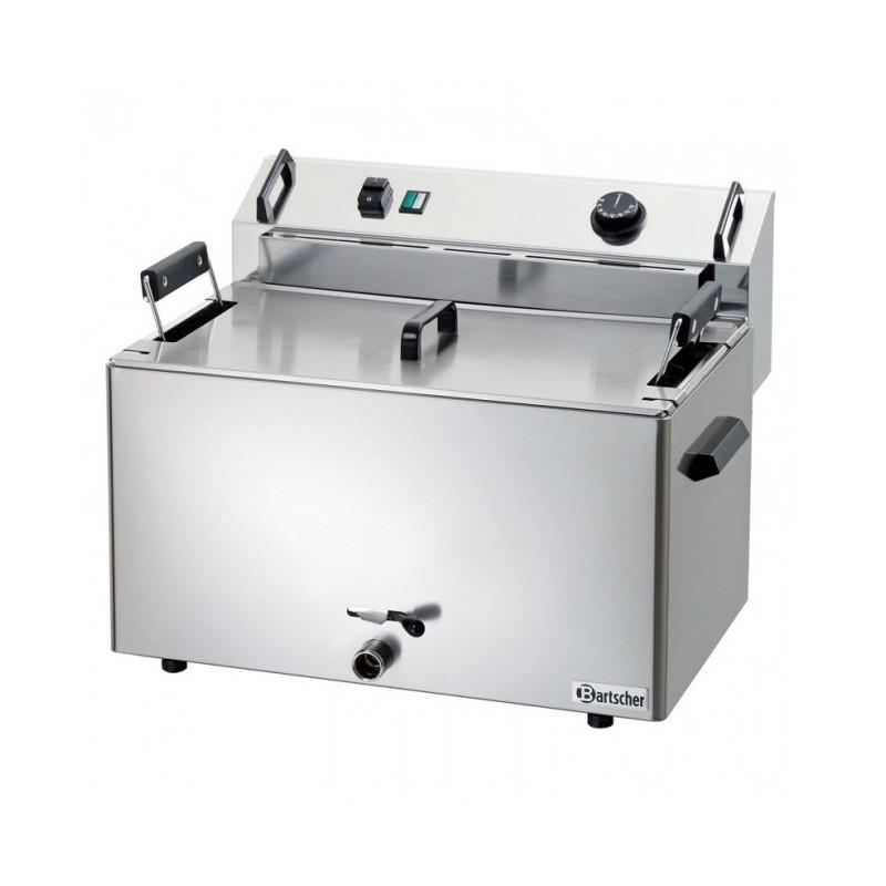 BARTSCHER - Friteuse à beignets - Électrique - Capacité 16 Litres