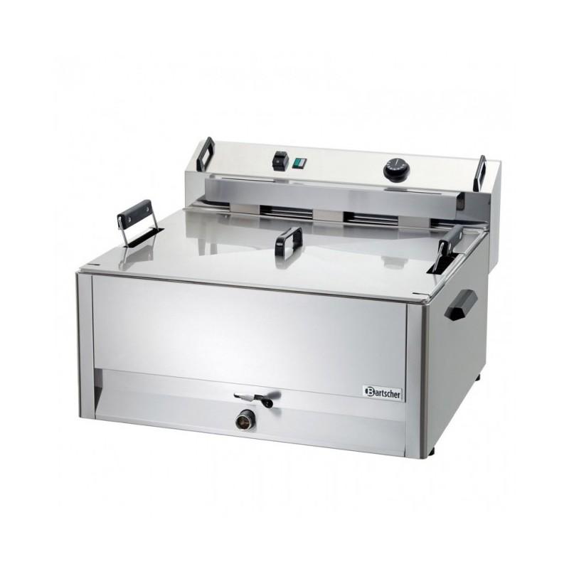 BARTSCHER - Friteuse à beignets - Électrique - Capacité 30 Litres