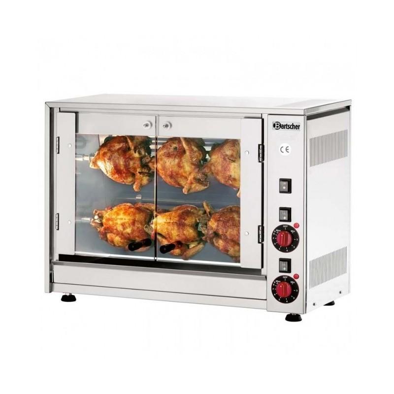 BARTSCHER - Rôtissoire électrique 6 à 12 poulets