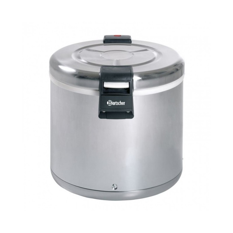BARTSCHER - Chauffe Riz - Capacité 8.5 Kg - Inox - Cuve anti-adhésive