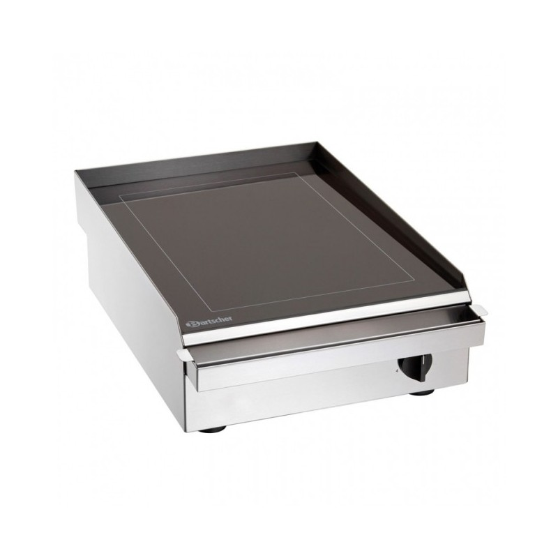 BARTSCHER - Plaque grill vitrocéramique - 290 x 450