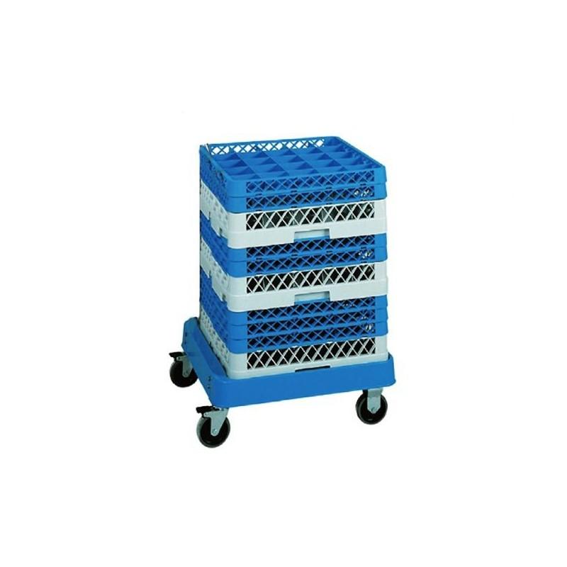 L2G - Chariot ABS porte-casiers de lave-vaisselle